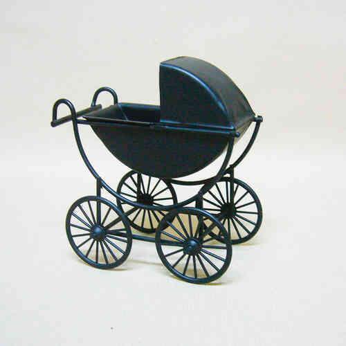 kinderwagen miniart puppenstuben und miniaturen. Black Bedroom Furniture Sets. Home Design Ideas