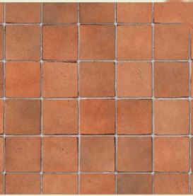 "Tapete ""Terracotta Small Tiles"""